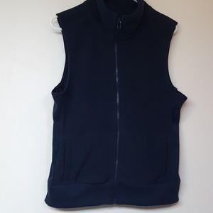 Old Navy fleece Vest zip up